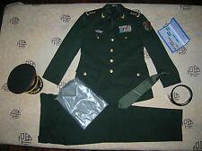 Obsolete 07's China PLA General Staff Department 3 Stars Man General Uniform,Set