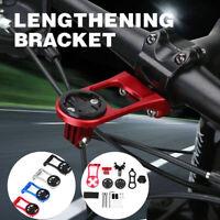YDL Nuovo Modello Bicycle Integrated Handlebar Mount Holder out Front Bike Mount per Garmin Bryton Cateye Gopro