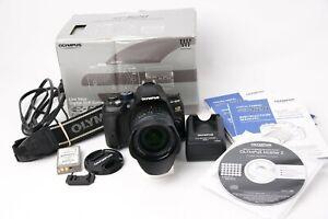 OLYMPUS EVOLT E-620 12.3 MP Digital (1128 shots) w/ 14-42mm lens
