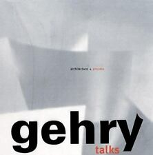 Gehry Talks: Architecture + Process, Friedrman, 1999 HC/DJ