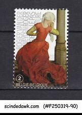 BELGIUM - 2009 MASTER OF PASSIONS / PAINTINGS SG#4277 1V MNH
