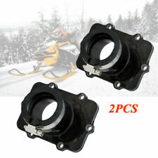 2xCarburetor Intake Boot For SKI DOO Freestyle Backcountry 550F 2007-09 GSX550F