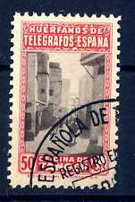 SPAIN-TANGIER - SPAGNA-TANGERI - 1946 - Francobolli di beneficenza ABA550