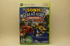 Sonic & Sega All-Stars Racing With Banjo-Kazooie (Microsoft Xbox 360, 2010)