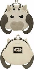 LICENSED STAR WARS TAUNTAUN HOTH COLLECTION FIGURAL COIN CASE FREE USA SHIP NEW!