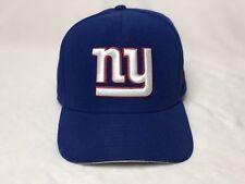 reputable site cc0ce 5c3be New York Giants NewEra Leather Strap Back Adjustibke Hat Medium Large