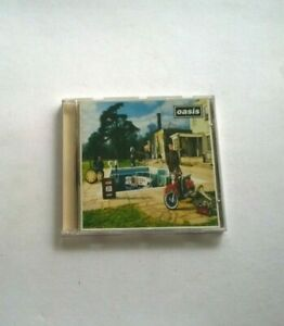 Oasis be here now  Compact Disc CD free postage
