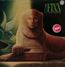 The Fixx(Vinyl LP)Calm Animals-RCA-PL 88566-Germany-1988-VG/Ex+