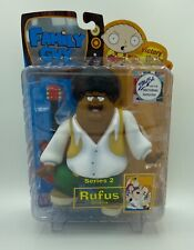 Family Guy Rufus Griffin Action Figure Series 2 Mezco Toy!