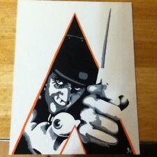 Hand-painted Custom A Clockwork Orange Painting 16x20in