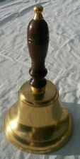Classic Large Traditional School Hand Bell
