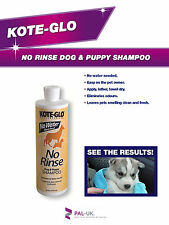 DOG AND PUPPY NO WATER AND NO RINSE PROFESSIONAL SHAMPOO 473ml BOTTLE GROOMING