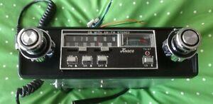 Kraco AM/FM radio stereo CB combination Dodge Challanger Plymouth Cuda KCB-4070