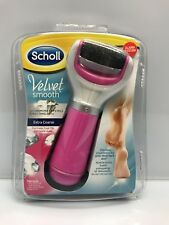 Scholl Velvet Smooth Express Pedi - extra stark - pink