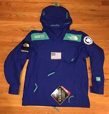 The North Face Supreme Goretex Jacket Men's Size L Blue Trans Antarctica New NWT