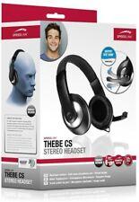 Speedlink PC Headset Kopfhörer Mikrofon  2m Kabel intergrierte Fernbedienung