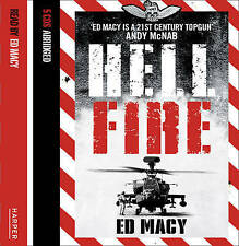 Hellfire by Ed Macy - Audio CD, Abridged (read by author) NEW SEALED