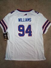 ($95) NIKE Buffalo Bills MARIO WILLIAMS nfl Jersey Adult WOMENS/LADIES (m-medium