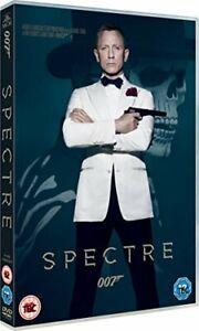 Spectre (DVD) (2016) (Daniel Craig) (New)