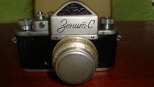 Russian Zenit-C film camera, Industar 50 lens. Excellent Condition №57098464