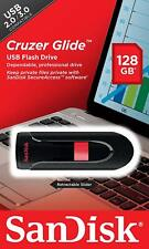 SanDisk® Cruzer Glide™ 128GB USB Flash Drive High Speed Memory Stick Genuine
