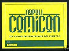 Italia : Napoli Comicon - Folder nuovo e perfetto - 7499 pezzi numerati