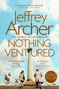 Nothing ventured by Jeffrey Archer (Paperback / softback) FREE Shipping, Save £s