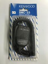 Kenwood SMC-33 - Remote control speaker microphone