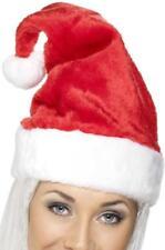CHRISTMAS ADULT FESTIVE SANTA HATS FAMILY GIFT FANCY DRESS CHRISTMAS COSTUME