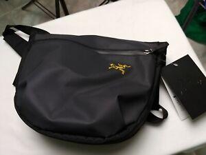 ARC'TERYX Arro 8 Shoulder Bag Pure BLACK