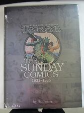 Hal Foster Tarzan Sunday Comics 1933-1935 ~ (2014) Dark Horse Comics