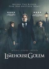 LIMEHOUSE GOLEM - MISTERO SUL TAMIGI  DVD HORROR