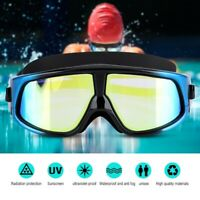 Anti Fog UV Protection Googles Speed Swimming Goggles Clear For Adult Men Women