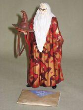 Harry Potter Headmaster Dumbledore & Sorting Hat Figure Mattel 2001