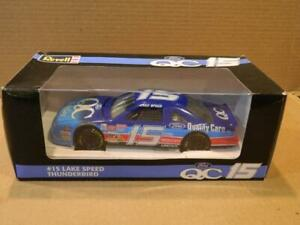 Revell Quality Care Lake Speed # 15 Die Cast Ford Thunderbird 1:24 Scale
