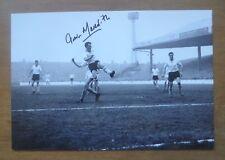 Trevor Meredith (Burnley), 1960 - Signed Photograph (12'' x 8'').