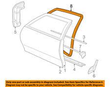 GM OEM-Door Weatherstrip Seal 22612749