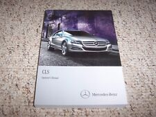 2014 Mercedes Benz CLS 550 63 CLS550 CLS63 AMG Owner Owners Operators Manual