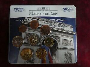 KMS Frankreich 2010 - Sondersatz World Money Fair Berlin - Auflage nur 500  !!!!