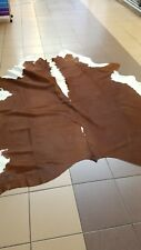 Cowhide Rug cowskin throw 100% new real genuine aprox 83inch x 86inch