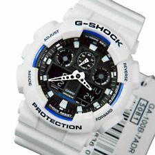Casio G-Shock Analogue/Digital Duo Anti Magnetic Watch GA-100B-7ADR RRP $269