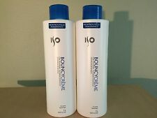 ISO Bouncy Creme Curl Texturizer 2 Bottles X 33.8 oz./Liter.