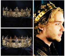 Medieval Crown Renaissance Crown Medieval Jewelry Crown Tudor Crown Men's Male