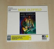 Mike Oldfield - The Art in heaven Concert -Sight & Sound CD+DVD -Millennium Bell