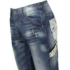 ARMANI JEANS J02 Denim Blue Low Crotch Jeans Trousers W29L BNWT W29 x 34L