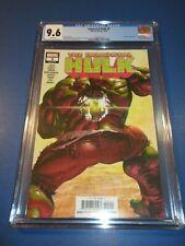 Immortal Hulk #3 2nd Dr. Frye Key CGC 9.6 NM+ Beauty Wow