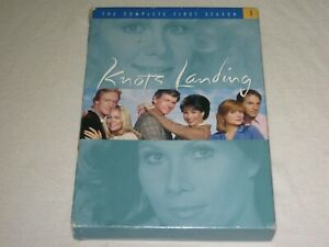 Knots Landing - Complete Season 1 - 5 Disc - VGC - Region 1 - DVD