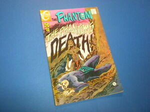 THE PHANTOM #33 - Charlton Comics - 1969