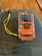 Flip Video Underwater Case for Select Flip Ultra and UltraHD Vodeo Cameras Open
