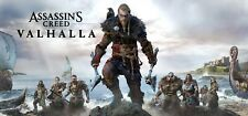 ASSASSIN'S CREED VALHALLA PC *SHARED OFFLINE ACCESS TO UPLAY ACCOUNT*